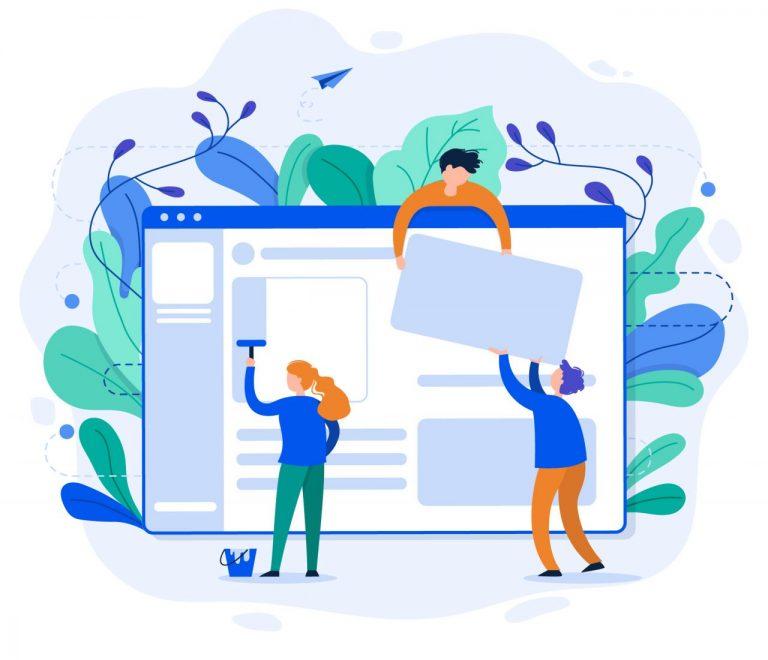 Launch2Go Website Design