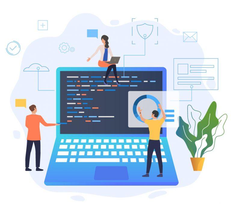 Website Development Drupal WordPress CMS